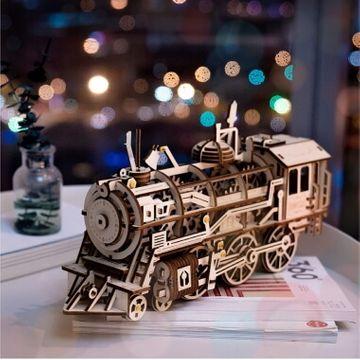 Build Your Own Locomotive
