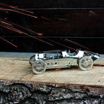 Build Your Own Silver Bullet Racer