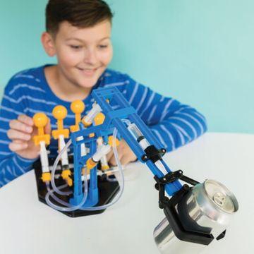 Mega Hydraulic Arm Construction Kit