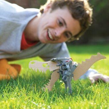 Green Science Solar Robot Construction Kit