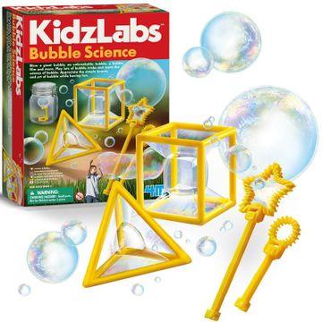 Kidz Labs Bubble Science Experiment Kit
