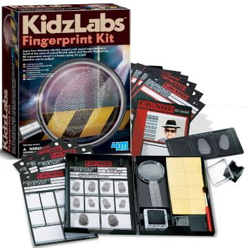 Kidz Labs Detective Fingerprint Kit