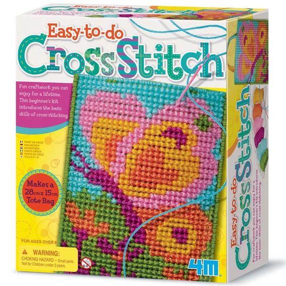 Easy To Do Cross Stitch Kit