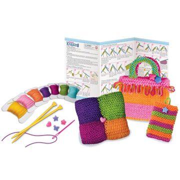Easy To Do Knitting Kit