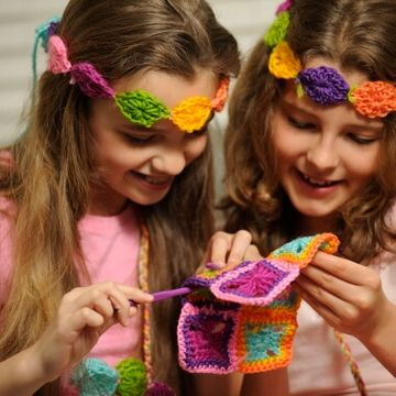 Easy To Do Crochet Art Kit