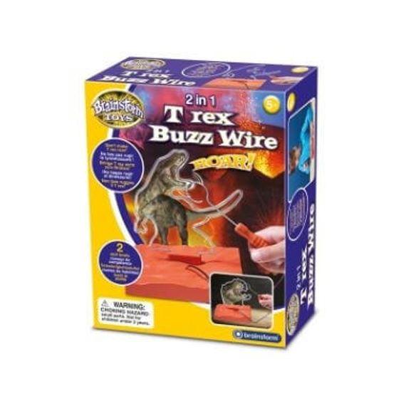 2 In 1 T-Rex Buzz Wire
