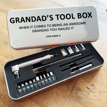 Personalised Small Any Message Tool Kit