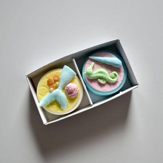 Personalised Mermaid Oreo Twin Gift