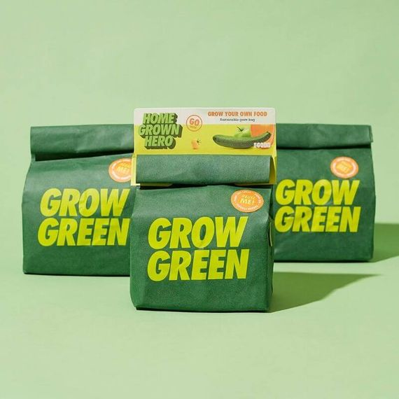 Grow Green Home Grown Hero