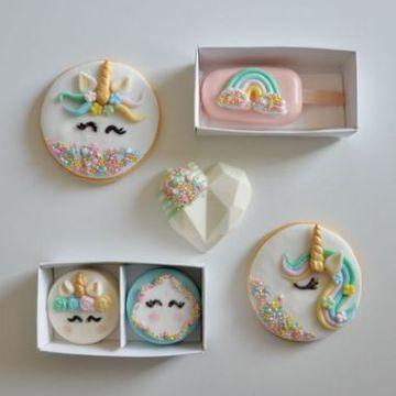 Personalised Unicorn Sweet Treat Hamper