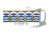 Personalised Queens Park Rangers FC Dressing Room Mug