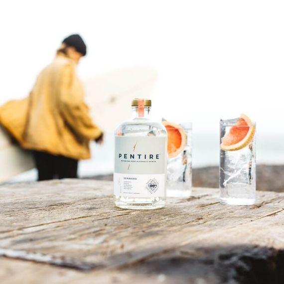 Pentire Seaward Non-Alcoholic Spirit - 70cl in Gift Box