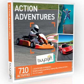 Action Adventures Experience Box