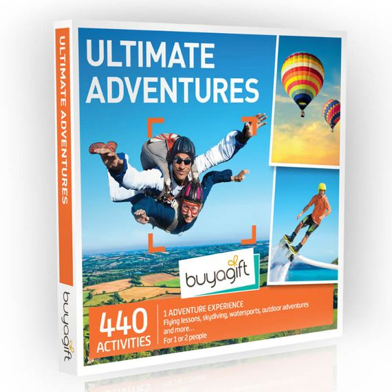 Ultimate Adventures Experience Box