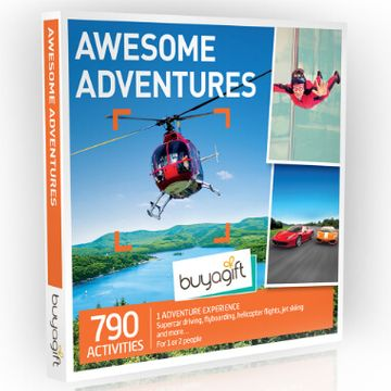 Awesome Adventures Experience Box