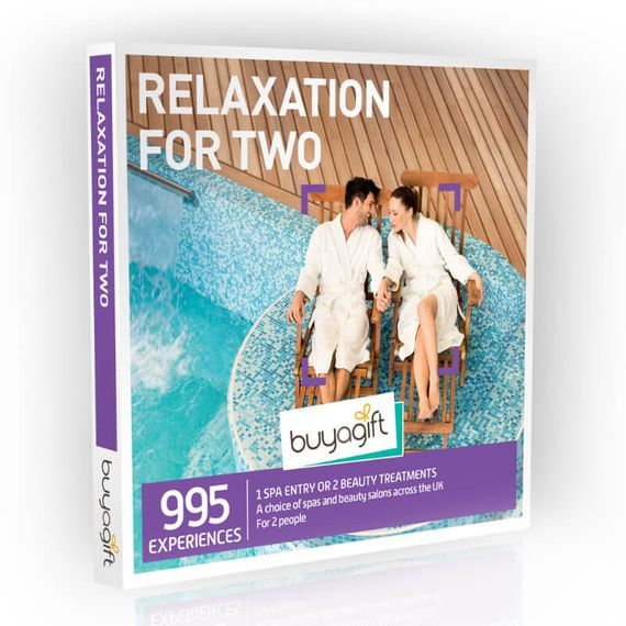 Relaxation for Two Experience Box