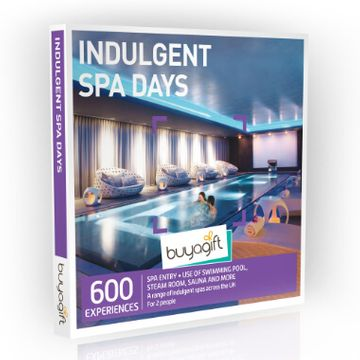 Indulgent Spa Days Experience Box