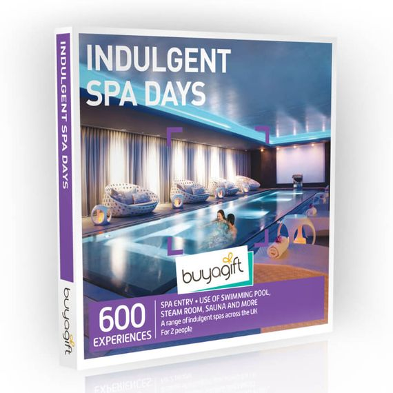 Indulgent Spa Days Experience Box