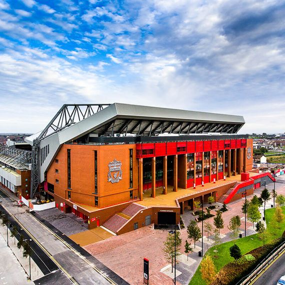 Family Tour of Liverpool FC Anfield Stadium With Museum Tour