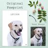 Personalised Original Pawprint