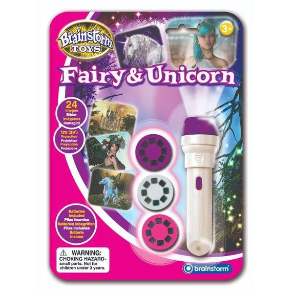 Fairy & Unicorn Torch & Projector