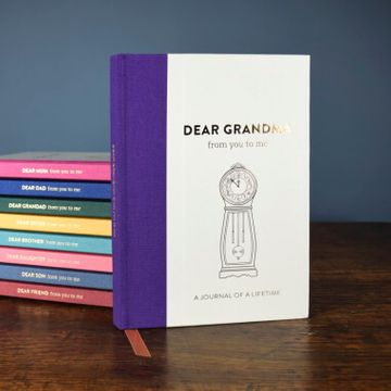 Dear Grandma - From You To Me Book Book - Timeless Edition