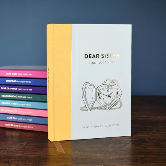 Dear Sister - From You To Me Book - Timeless Edition