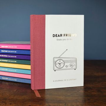 Dear Friend - From You To Me Book - Timeless Edition