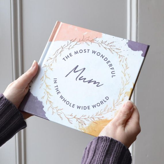 Personalised Mum - Reasons Why Book