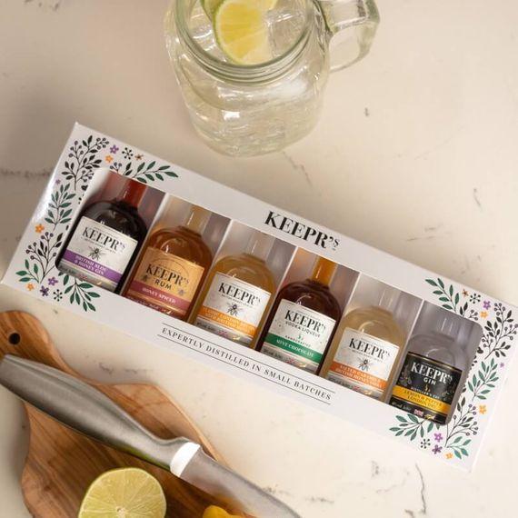 Keepr's Gin Taster Gift Box