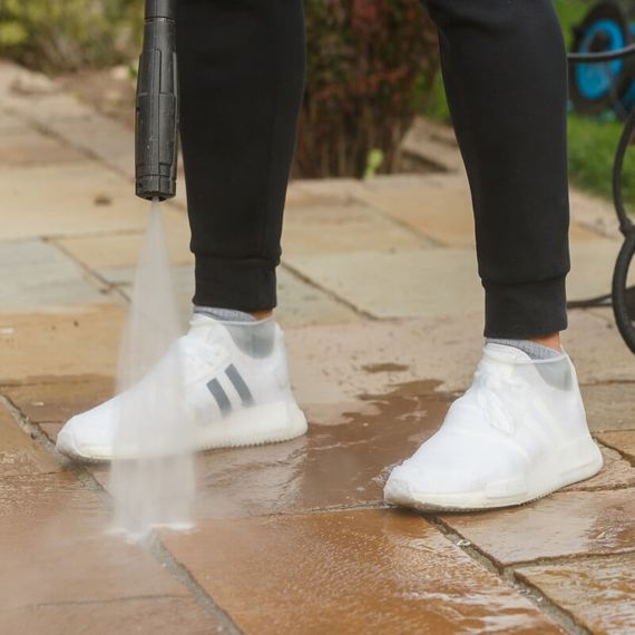 Protective Waterproof Shoe Skins - Medium