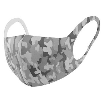 Personalised Camouflage Print Face Mask