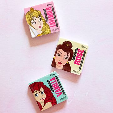 Disney Princess Bath Fizzer Trio