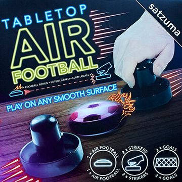 Table Top Air Football