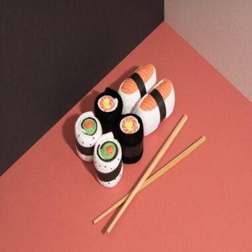 Sushi Socks - Salmon Lovers