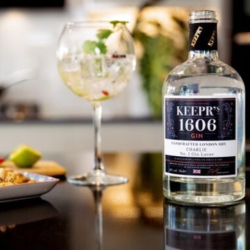 Personalised 1606 London Dry Gin Gift Pack