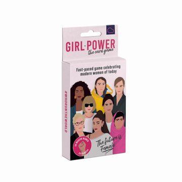 Girl Power Card Game