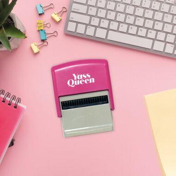 Millenial Stamps -Yass Queen