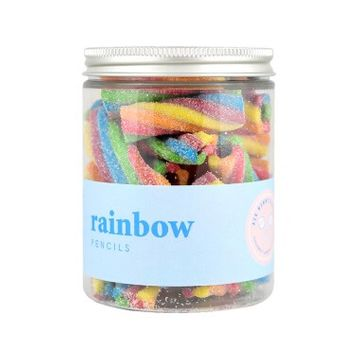 Rainbow Pencil Sweet Tub
