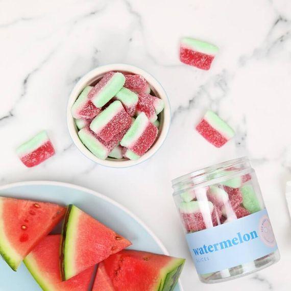 Watermelon Slice Sweet Tub