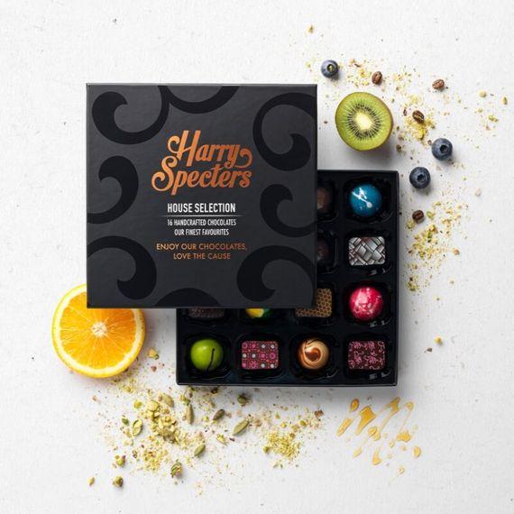 Handmade Chocolate House Selection