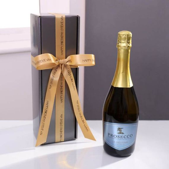 Personalised Prosecco Gift Box