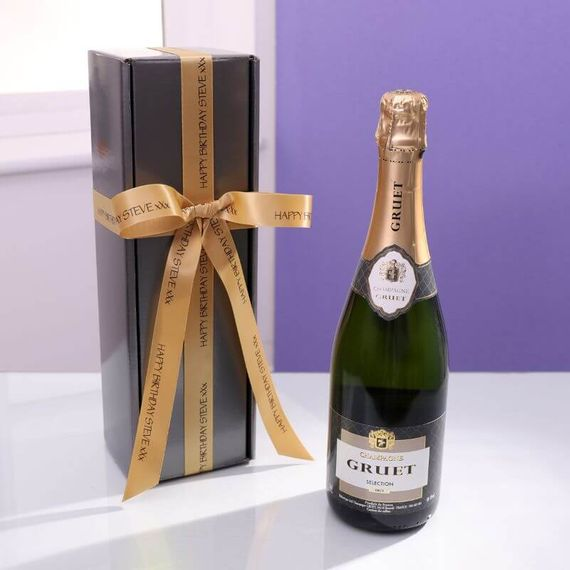 Personalised Champagne Gift Box