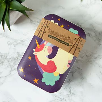 Bamboo Sweet Dreams Unicorn Lunch Box