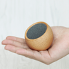 Tumbler Selfie Bluetooth Speaker - Maple