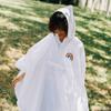 Yolo Raincoat - Rainbow