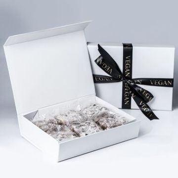 Personalised Letterbox Vegan Rocky Road