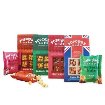 Fruit & Nut Popcorn Bundle