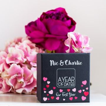 Personalised A Year of Dates