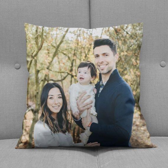 Personalised Full Photo Cushion